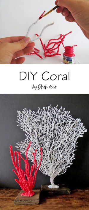 DIY coral