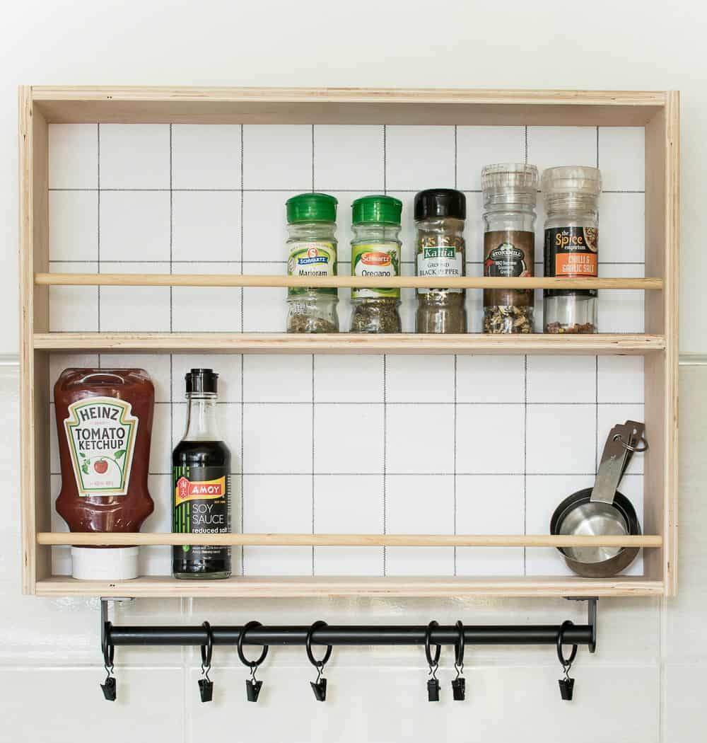 5 spice racks you can easily make