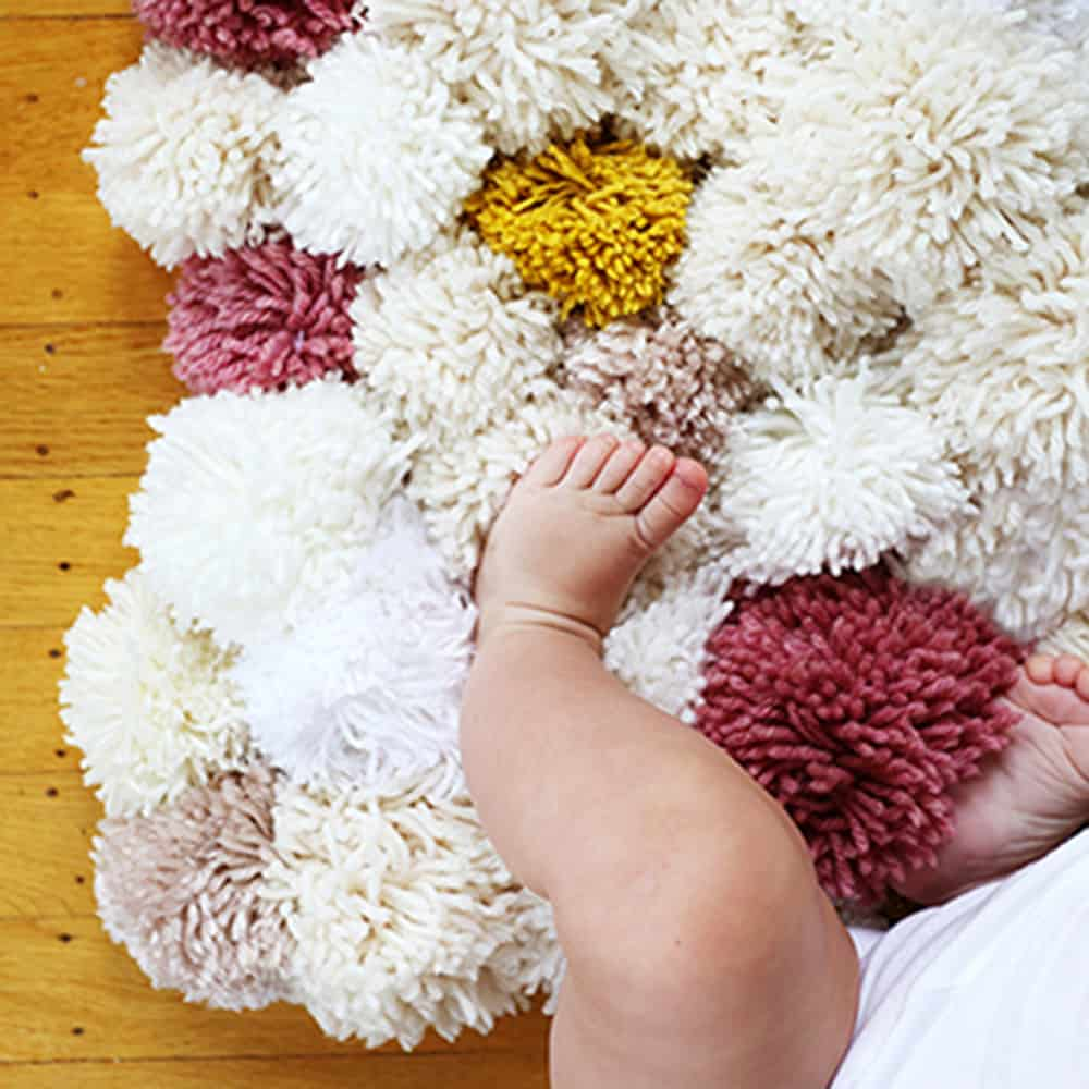 The best ideas to decorate with pompoms
