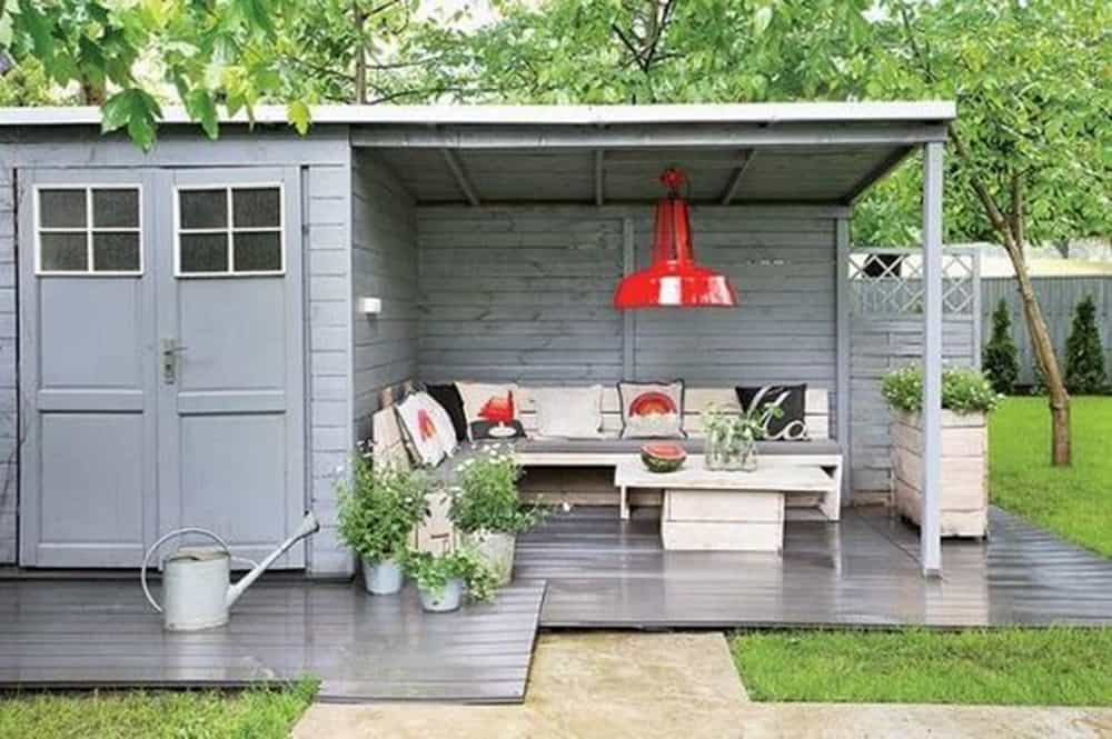 4 Ways that Building a Shed Can Add Value to Your Property
