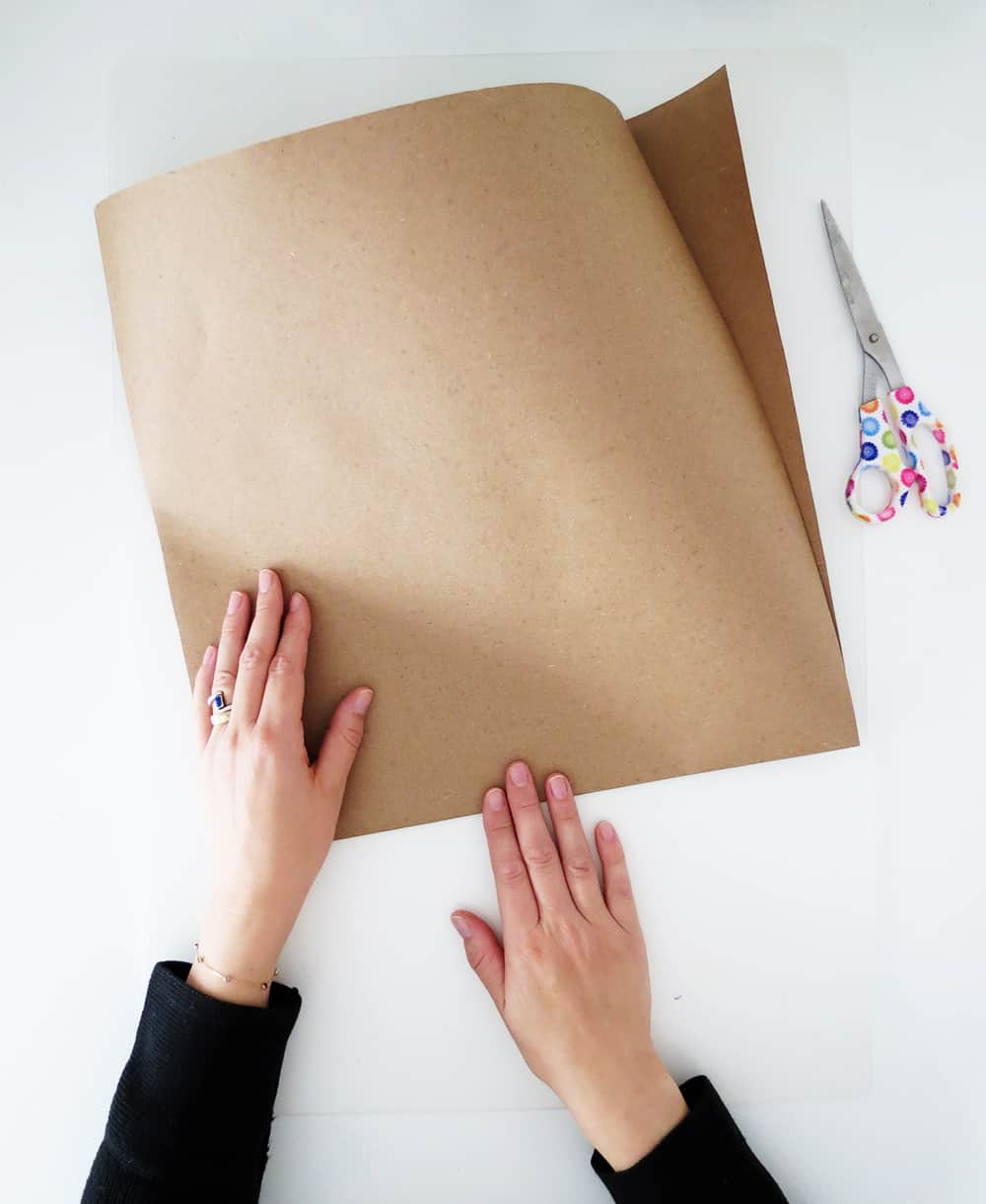 3 Easy Ways To Wrap Presents With Brown Paper Ohoh Blog