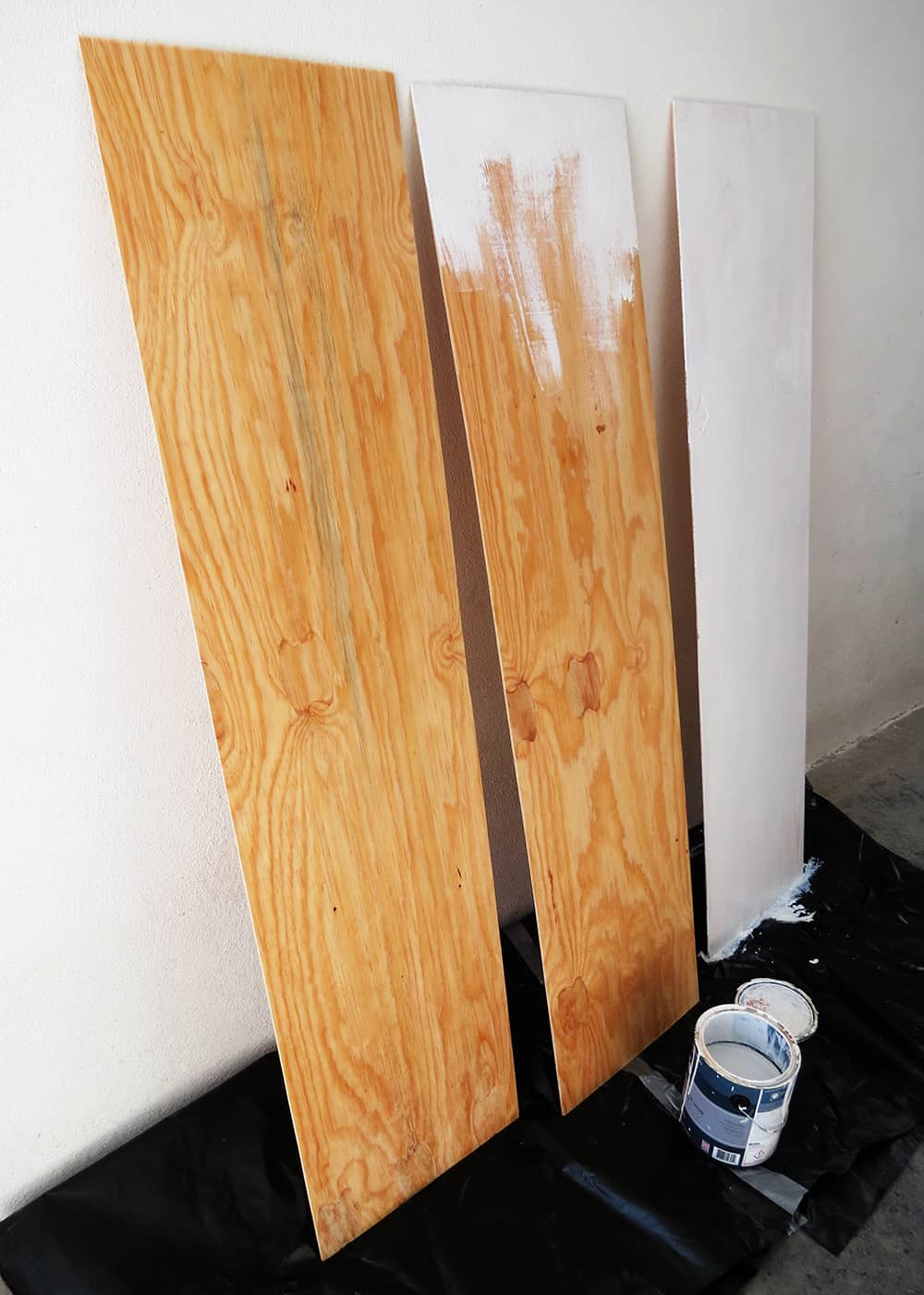 Diy Plywood Room Divider