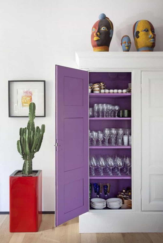 Color inspiration: Ultra Violet
