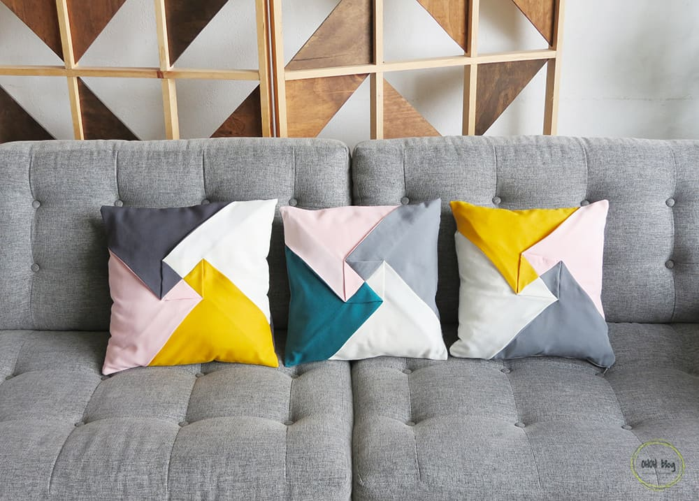 Diy Couch Cushions No Sew