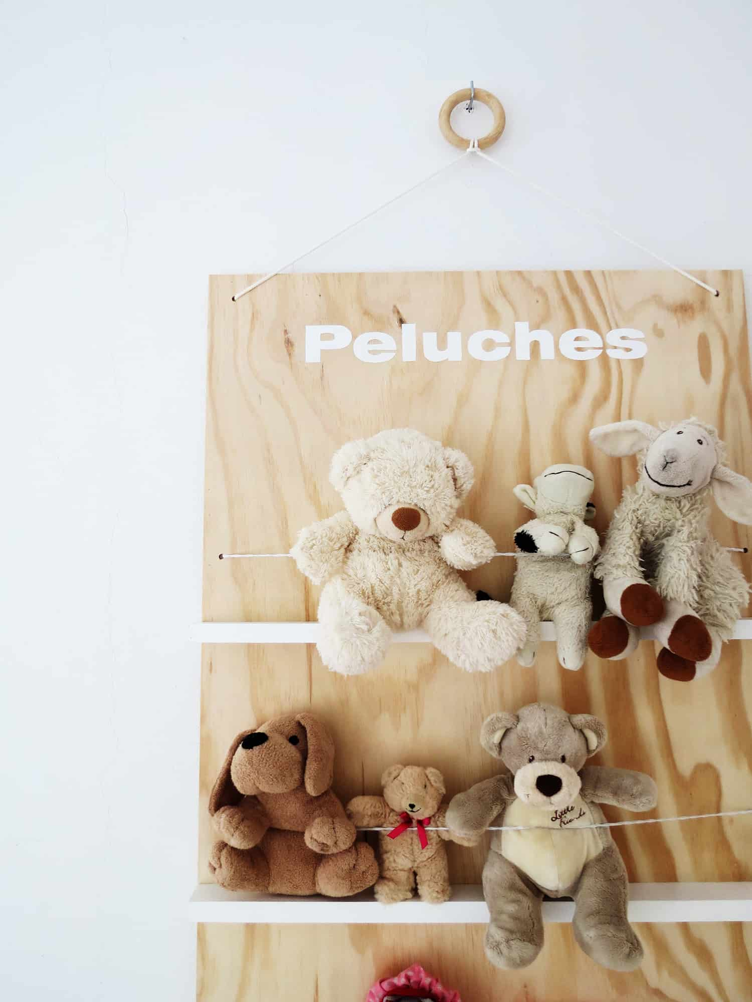 Diy Stuffed Toys Wall Storage U2013 Main 1