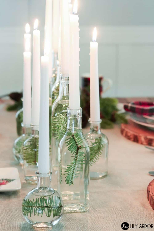 How to create a DIY scandinavian Christmas decor