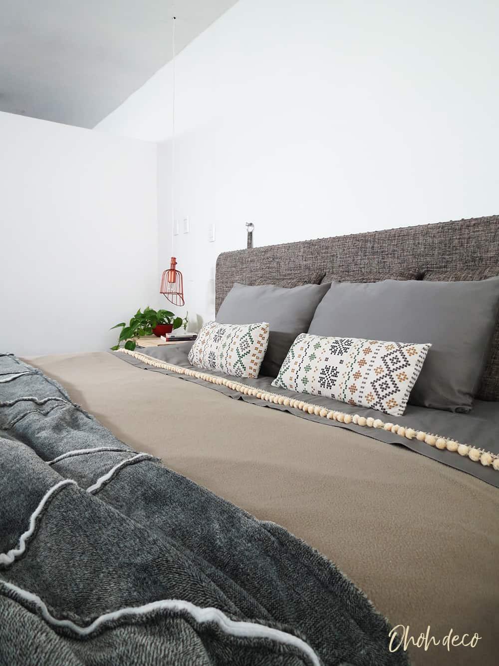 diy bed sheets