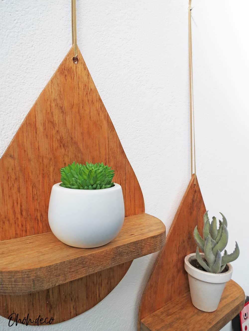 how to build decorative shelf