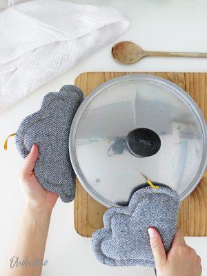 free pattern to sew cloud pot holder