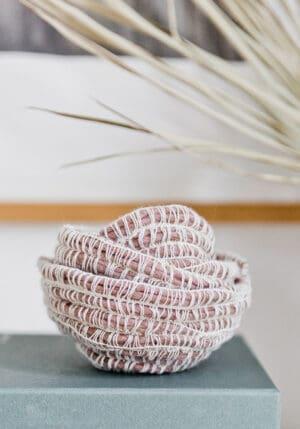 easy yarn basket