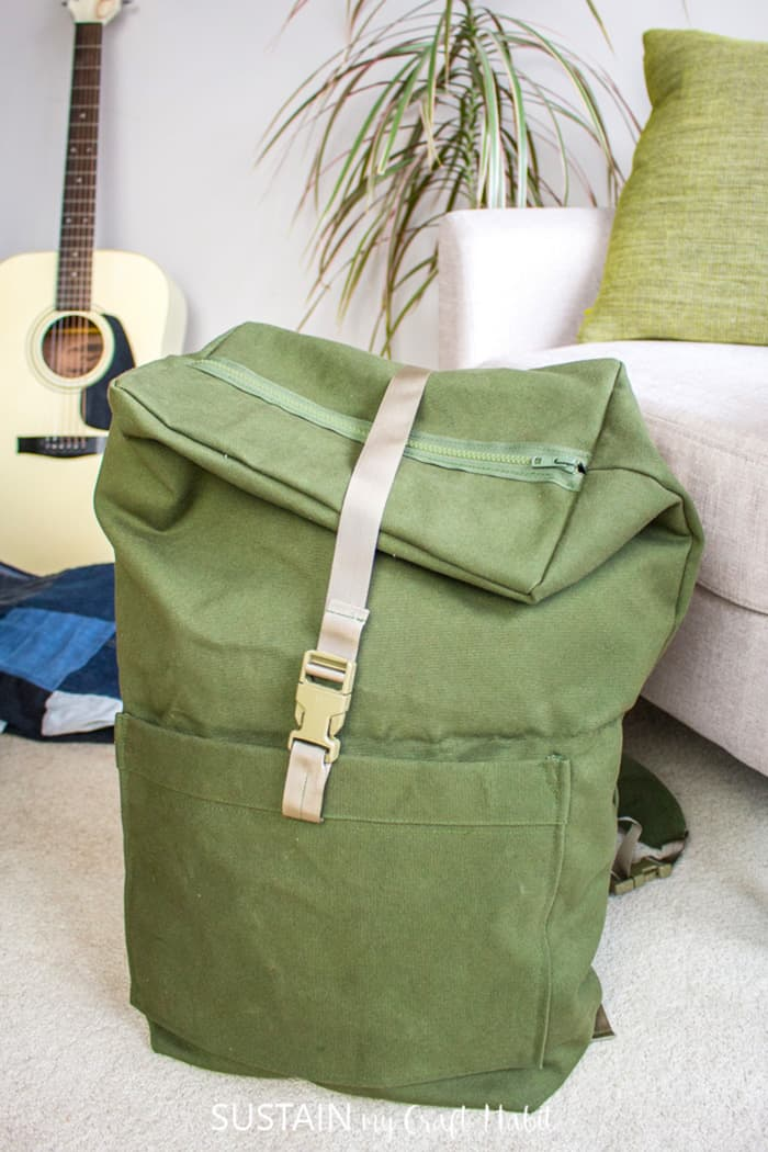 rucksack free pattern