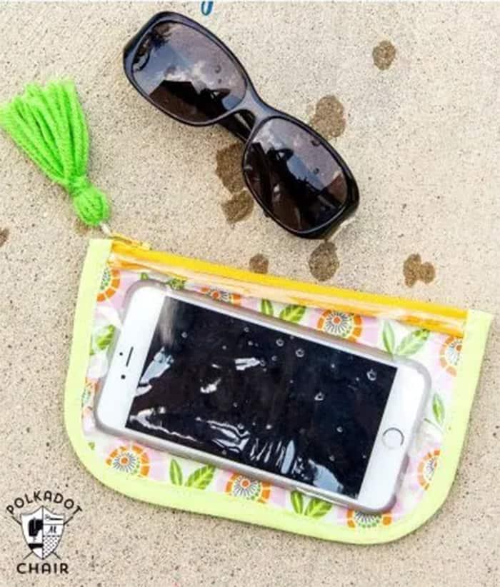 diy phone waterproof case