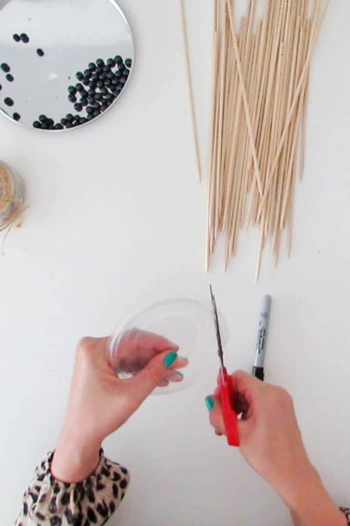 diy lampshade from scratch