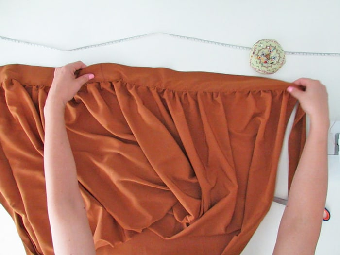 how to sew an esay skirt