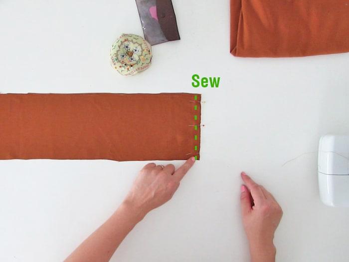 swe the skirt belt