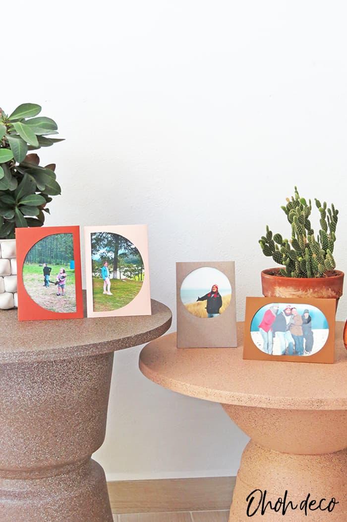 How to DIY photo frame