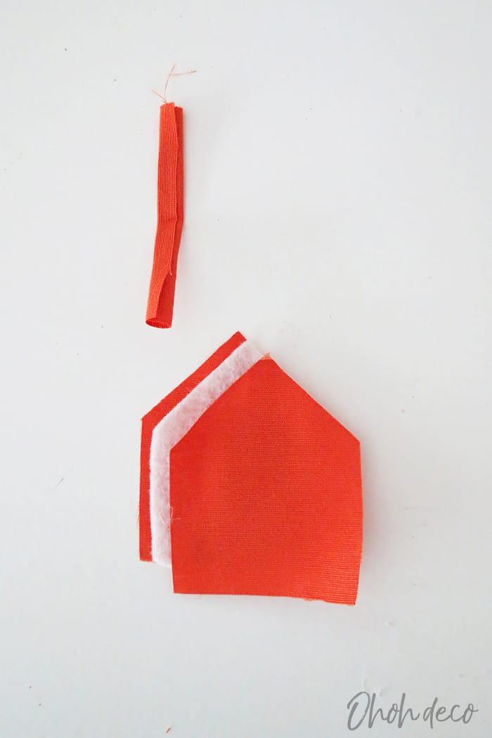 house key chain layers